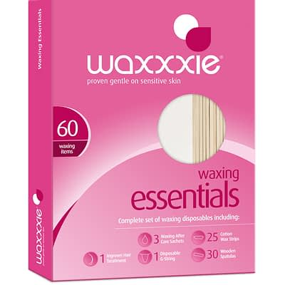 everything you need for waxing